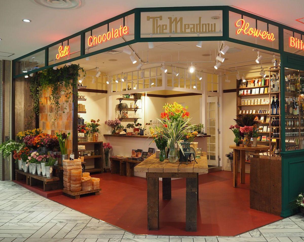 ルミネ新宿店ルミネ2にオープンした「The Meadow」の外観