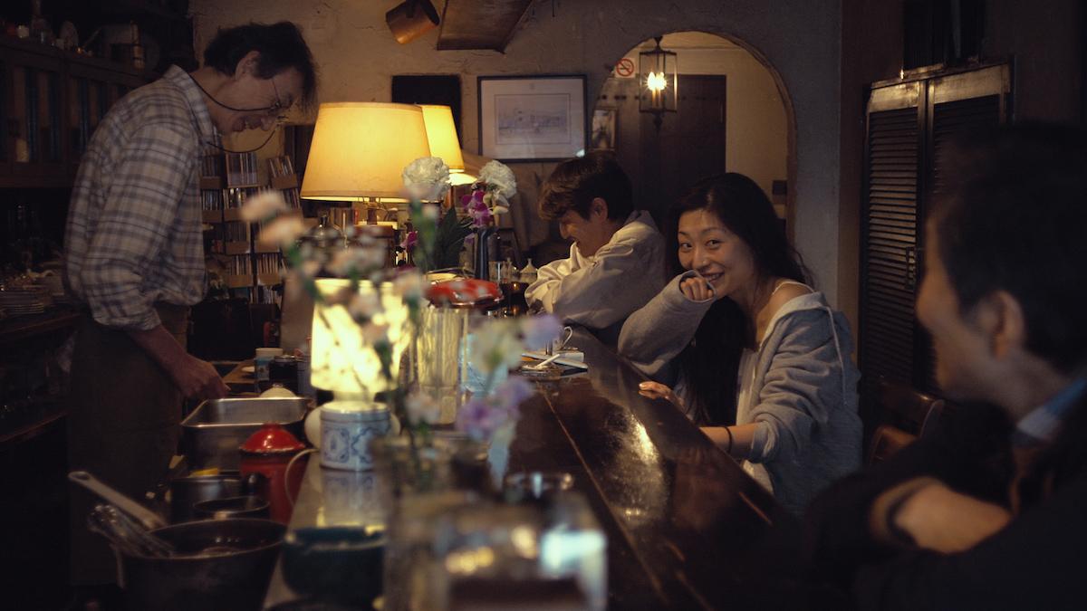 「『カラダカルピス』500メカニズム映画祭」第一弾、山下敦弘監督作品「idle time」より
