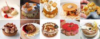 「フランス パティスリーウィーク」に新宿区から4店参加 同じテーマの菓子提供