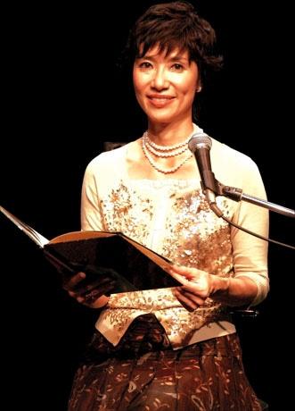 中井貴恵さんが小津安二郎「晩春」を朗読