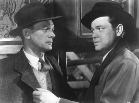 上映映画「第三の男」(1949年、キャロル・リード監督)より