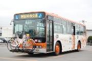 神奈川中央交通、自転車の前面積載が可能な路線バスを本格運行へ