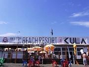 腰越海岸で「ビーチ・フェス」-ライブやBBQ、ファイアーパフォーマンスも