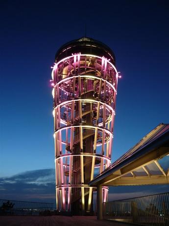 相模湾を360度見渡せる江の島展望灯台