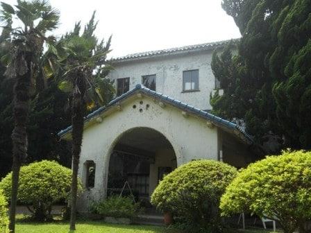 グリーンハウス(旧藤澤カントリー倶楽部クラブハウス)