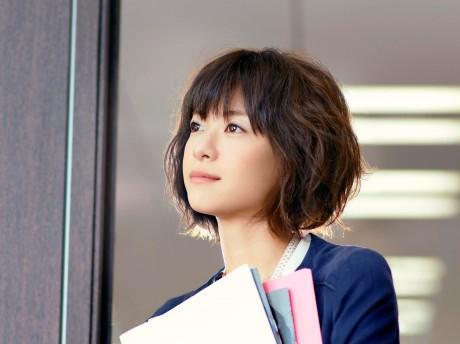 「陽だまりの彼女」の上野樹里さん。(C)2013『陽だまりの彼女』製作委員会