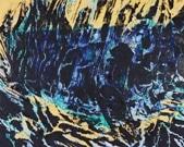茅ヶ崎在住の元美術教師・臼井恵之輔さん、茅ヶ崎市美術館で初の個展