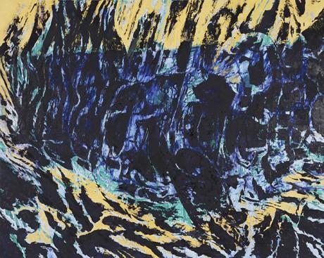 臼井さんの作品「Future 12-4」