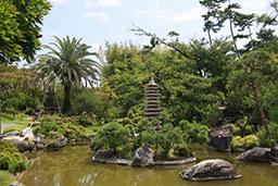 旧吉田茂邸地区庭園