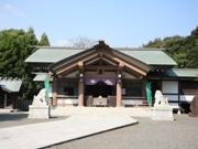 「藤沢七福神めぐり」のひとつである皇大神宮