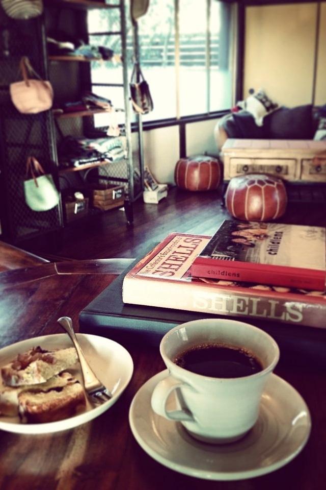 当日はコーヒーと焼き菓子が提供される(イメージ)