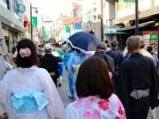 鎌倉を浴衣姿で歩いて楽しむツアー 特別体験や限定メニューも