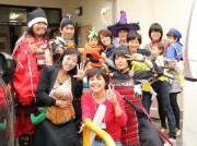 鎌倉・由比ガ浜通りで「親子ハロウィーン」 1000人規模に、ママたちが企画運営