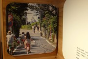 ラチエン通りにスポット当て茅ヶ崎の魅力伝える企画展 お化け烏帽子の仕組みも