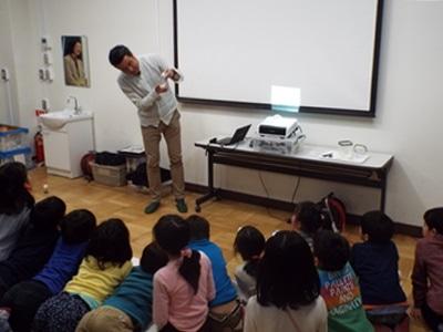 横浜国立大学教育人間科学部附属鎌倉小学校で「土曜学校」