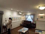 鎌倉・葉祥明美術館で「サニーちゃん、シリアに行く」原画展