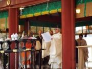 鎌倉で3.11「追悼・復興祈願祭」 3宗教そろって祈り
