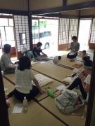 鎌倉山の古民家で「ほののんタイム」 赤ちゃん連れで学び楽しむ講座