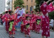 藤沢宿・遊行の盆で「遊行ばやし」踊る コンテスト参加連募集中