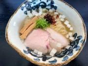 53's Noodle(ゴミズヌードル)の塩そば(780円)