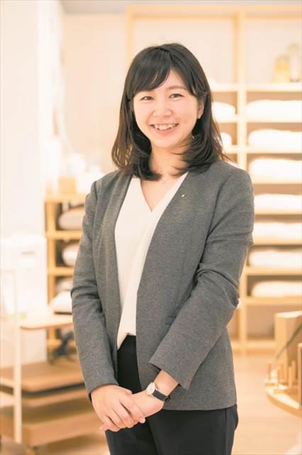 当日講師を務める日本睡眠科学研究所認定スリープマスターの杉原桃菜さん。