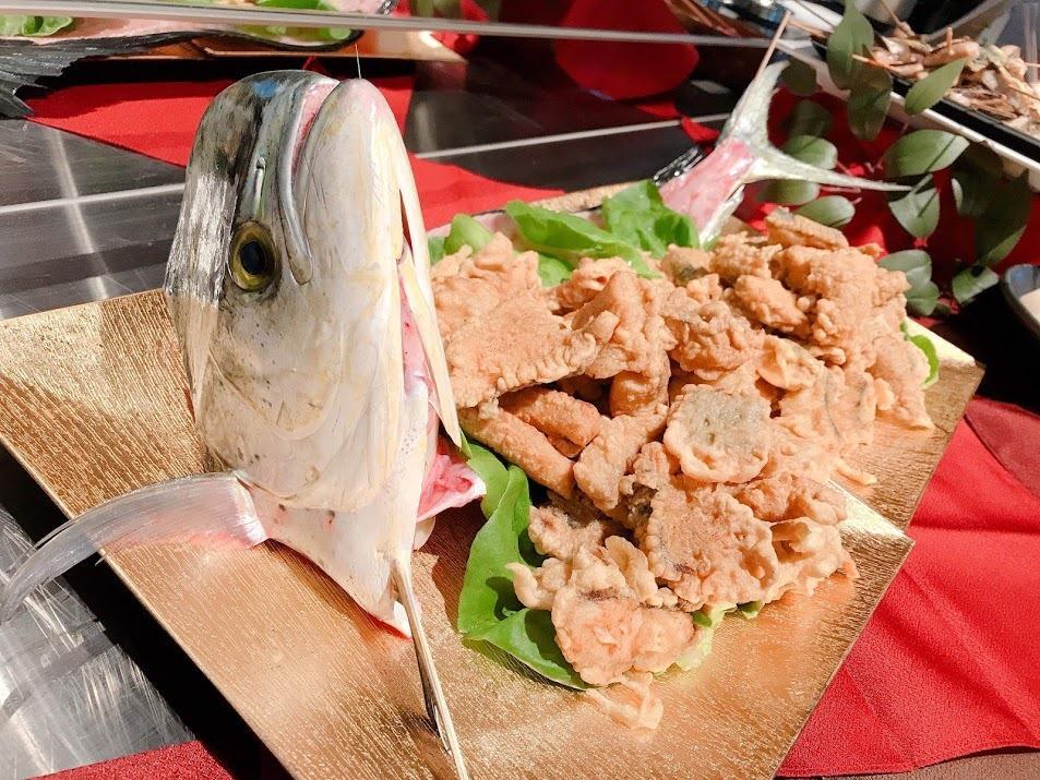 藤沢で行なった前回魚食ランチ会の様子