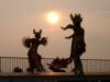 江ノ島でバリの文化を紹介するイベント-江ノ島電鉄