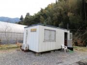 山口・下松の農園にリハーサルスタジオ 夢は農園ライブ