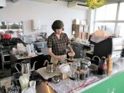 周南・徳山港近くにコーヒースタンド 1日中楽しめるモーニングセットも