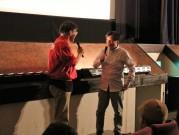 周南・映画祭で「この世界の片隅に」「ふたりの桃源郷」上映 両監督のトークショーも