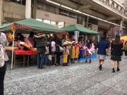 周南・徳山商店街で児童対象に職業体験イベント 会場内通貨で買い物も
