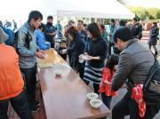 下松笠戸島で特産品のPRイベント ふぐ汁の振る舞いも