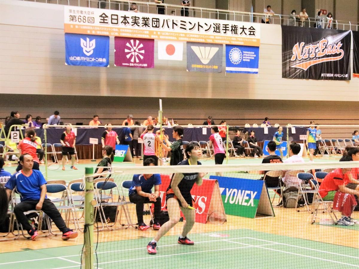 キャプテンの斉藤栞選手
