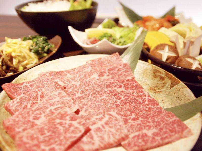 赤身肉の「クリミ」(1,080円)