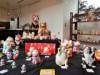 下松で「招き猫祭り」 「ネコ」テーマのアート作品1000点一堂に