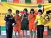 周南市で女子ハンドボールチーム 「山口銀行 YMGUTS」お披露目式
