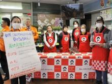 JA山口県が農畜産物生産者応援プロジェクト 直売所で花束無料配布