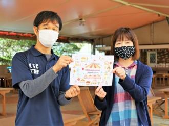 下松・健康パークで「mizutama」 県内の手作り作家40組が出店、布小物や焼き菓子