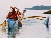 シンガポール~赤道間400キロをカヌーで往復-パドラー12人出航へ