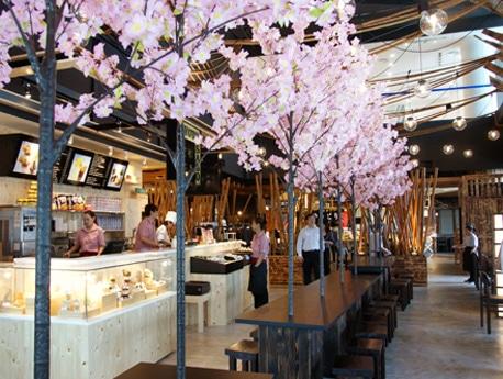 タンピネス・ワンにオープンした「MANPUKU JAPANESE GOURMET TOWN」