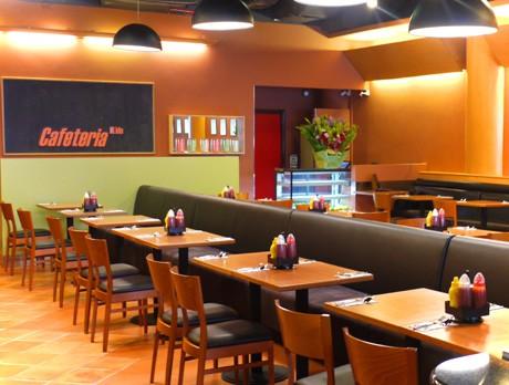 サンテック・シティ・モールにオープンしたカフェ「カフェテリア・イル・リード」
