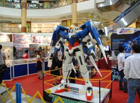 シンガポールで初となる「ガンダムフェス」