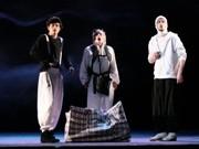 ノアの箱舟をテーマにロシア劇団がドタバタ喜劇-シンガポールの国際演劇祭で