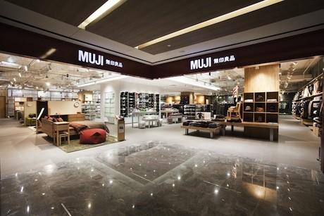 タンピネスのショッピングモールに「MUJI」-シンガポール5店舗目