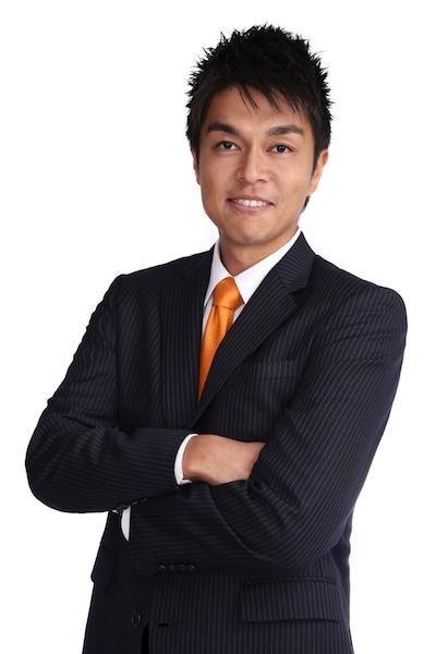 国際アントレプレナー賞を受賞するアルビレックスシンガポールの是永大輔さん