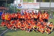 アルビレックス新潟シンガポール、スポーツ振興基金を設立