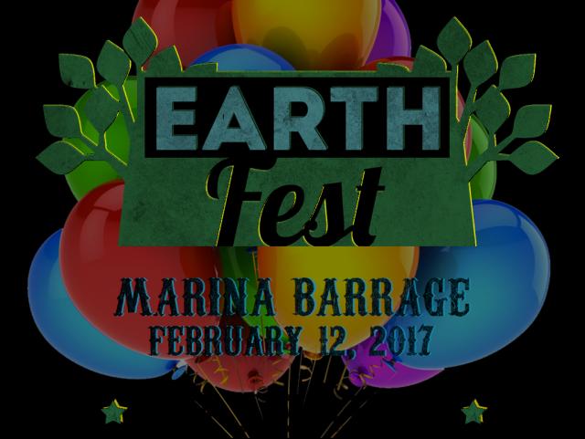 Earth Festのロゴ