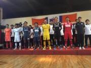 アルビレックス新潟シンガポールが「キックオフパーティ」 Sリーグ開幕を前に