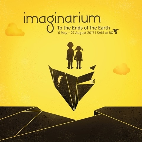 「Imaginarium:To the Ends of the Earth」(写真提供:シンガポール美術館)