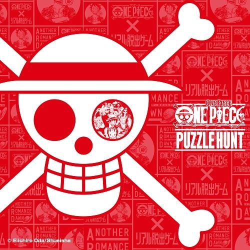 「ONE PIECE PUZZLE HUNT」 ©Eiichiro Oda/Shueisha Real Escape Game™ is the registered trademark of SCRAP